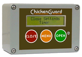 Chickenguard La Nouvelle Porte Automatique Du Poulailler Des - Porte automatique poulailler solaire